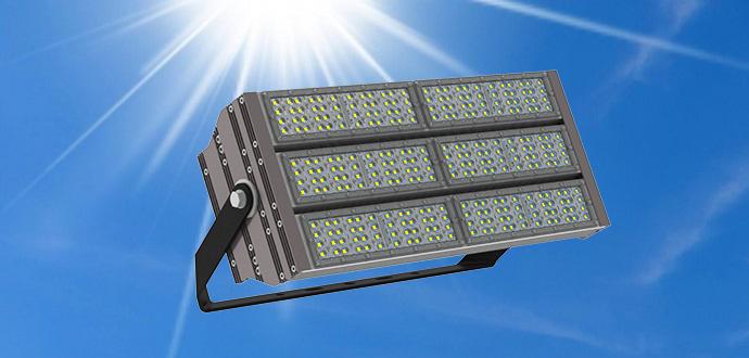 Đèn pha led SARA M2-48D 175W-680W Dimming